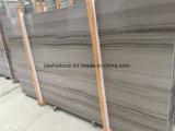 Классический стиль привлекательным полом Crystal Design Деревянные зерна мрамора