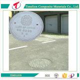 Cubiertas de manguera de plástico reforzado de fibra de vidrio para protección de cables