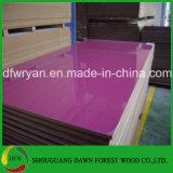 18mm食器棚のドアのための光沢度の高い紫外線MDFのパネル