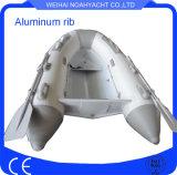 ([س]) وحيد ألومنيوم [ف] هيكل زورق قابل للنفخ