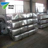 Az100 GL PPGL Zinc Aluminium ASTM A653 Dx51 bobine en acier galvanisé
