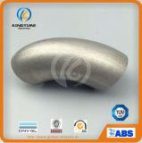 90d Lr Wp304 / 304L Codo Codos de tubo roscado con Ce (KT0319)