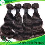 Волосы качества камбоджийской девственницы человека объемной волны 100% самые лучшие