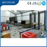 Escáner de equipaje de mano Sistema de Inspección de rayos X con la función de alarma de densidad