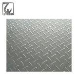 type plaque Checkered des lentilles 430/410s d'acier inoxydable