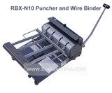 Bureau Boway Ad Rbx-N10 Remarque livre Twin Ring fil double perforation de reliure et de la machine