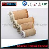 Larga vida útil Elemento calefactor cerámico Heatfounder
