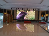 Vídeo de la fábrica de Shenzhen LED Display de interiores P3 (publicidad 480*480mm panel)