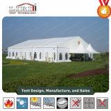 1000 Leute-Hochzeits-Hall-Zelt mit ABS harter Wand und hoher Spitze
