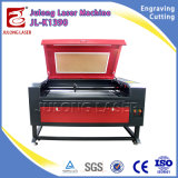 熱い販売の高精度の風防ガラスファブリック二酸化炭素レーザーの打抜き機