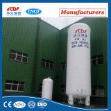 Remplissage du réservoir de stockage de liquide cryogénique de la bouteille 50m3 16bar