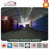 grande tente d'entrepôt de 40X200m pour la bière et des marchandises de mémoire