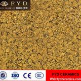 Fertigung-Großverkauf-Fliese goldene Pulati Polierporzellan-Fußboden-Fliesen