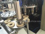 Taza de café de papel automático que forma la máquina