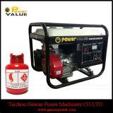 Doubule Use 중국 Copper Wire 2.5kw LNG Generator (ZH3500LNDP)