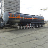 Asphalt-Tanker-Schlussteil-Bitumen-Transport-Becken-Schlussteil-Abstand-Becken-Schlussteil