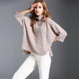 Wolle-Pullover-Strickjacke-Überformatgroßverkauf 2018 neuer Entwurfs-Frauen