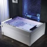 2 Person Indoor Massage SPA Whirlpool für Bath
