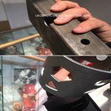Grande puissance laser à fibre pour couper la feuille de métal