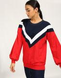 Hot Sale femmes Mode Filles Felicity évêque Sweat-shirt Manches longues Commerce de gros