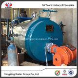 ガス燃焼産業使用のボイラー自動燃料およびオイルのディーゼル蒸気ボイラ