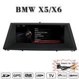 Автомобиль стерео OBD DAB+2+16g экрана касания BMW X6 BMW X5 Carplay Android