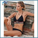 2017 Form-neuer gekopierter Dame-einteiliger Bikini