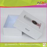 Impresos personalizados Masajeador de regalo de papel caja de embalaje