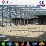 Vorfabriziertes Stahlgebäude für Werkstatt