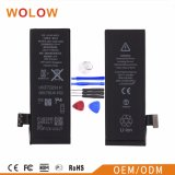 Fábrica de Guangzhou batería del teléfono móvil para el iPhone 5s