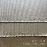 Tecidos de malha de cortinas de seda 100% poliéster imitado para Home Produtos Têxteis