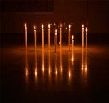 islam 10g piccola candela a Medio Oriente
