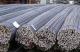 het Voorspannen van 1050mm Concrete Rebar van het Staal van de Legering van de Staaf B500b van het Staal van de Bouw Gebruik Misvormde