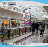 Быстрая установка P5 для использования внутри помещений дисплей со светодиодной подсветкой для рекламы