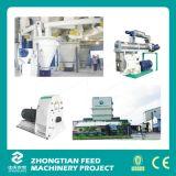 2016 La biomasa de madera de la línea peletizadora prensa de pellet de madera