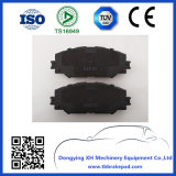 Stootkussen van uitstekende kwaliteit D1210 van de Rem van de Auto van het Vervangstuk van de Schijf het Auto