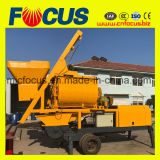 20-40m3/H Concrete Pump with Js500 To mix
