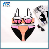 Het hete Verkopende OEM Zwempak van de Bikini van de Strandkleding van Vrouwen