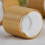 Capsule de empaquetage cosmétique avec le bambou
