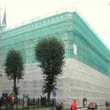 Red de seguridad del PE de la Virgen del andamio de la construcción con el añadido ULTRAVIOLETA (YHZ-SFSN06)
