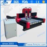Machine de défonceuse à pierre à commande numérique de la Chine Gravure de Pierre