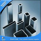 Tube carré en acier inoxydable 304 pour la décoration