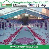 Grand Transparent Marquee Wedding Tent pour Outdoor Events
