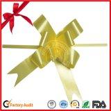De decoratieve Vlinder van het Lint drukte de Boog van de Trekkracht voor Huwelijk af