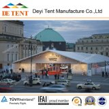 Broad Aluminum Outdoor Commercial Vent Tent with Training course