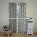 Calidad superior de alta deformación desity jacquard tela de la cortina