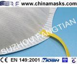 Респиратор от пыли Non-Woven вздыхателя лицевого щитка гермошлема Ffp1 обеспеченностью