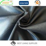 Подкладка Мини-Жаккарда ткани подкладки куртки 100 людей полиэфира