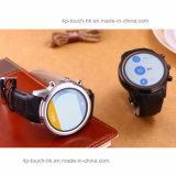 téléphone intelligent de montre de poignet de sport de Digitals de la mode 3G avec la fente X5 de carte SIM