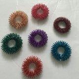 Dedo anillo anillo de acupuntura Masajes Salud